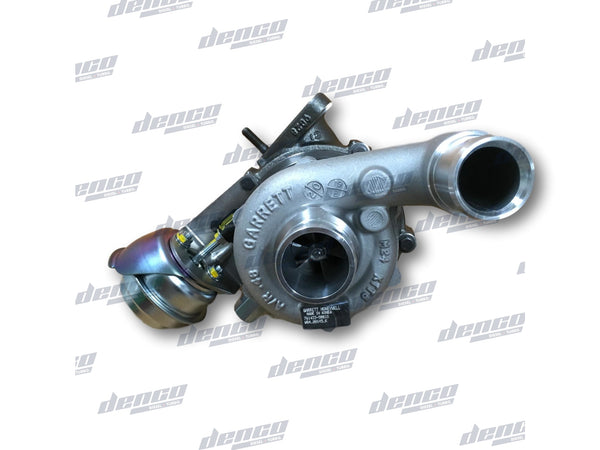 6640900880 TURBOCHARGER GTB1549V SSANYONG ACTYON AND KYRON 2.00ltr