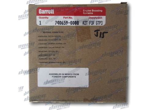 740659-0008 TURBO REPAIR KIT (OVERHAUL KIT) GTP38