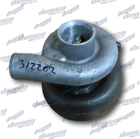 836339736 Turbocharger S2B Valmet 1987-01 612Dsj Genuine Oem Turbochargers
