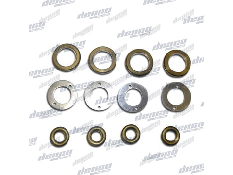 INJECTOR WASHER KIT TOYOTA HILUX 2L / 2B / 3B  ( 4 CYLINDER )