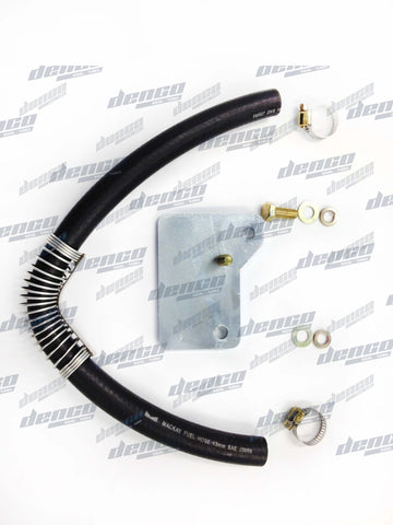 MITSFIT - FITTING KIT SUIT mitsubishi COMMON RAIL  4D56 FILTER ASSY