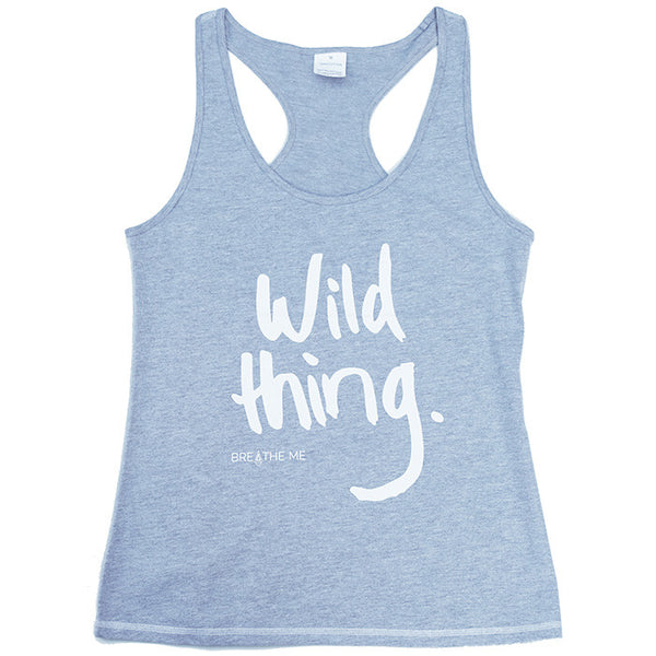 Wild Thing - Ladies Tank Top