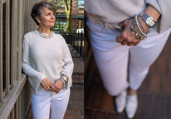 How to style the Abigail Necklace