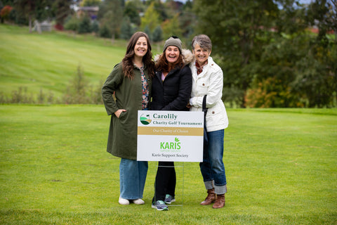 Carolily Charity Gold Tournament for Karis Support Society