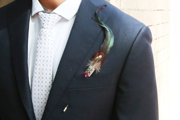 Hunter Lapel Pin