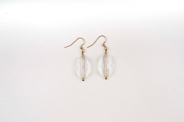 Adelia Gold Earrings