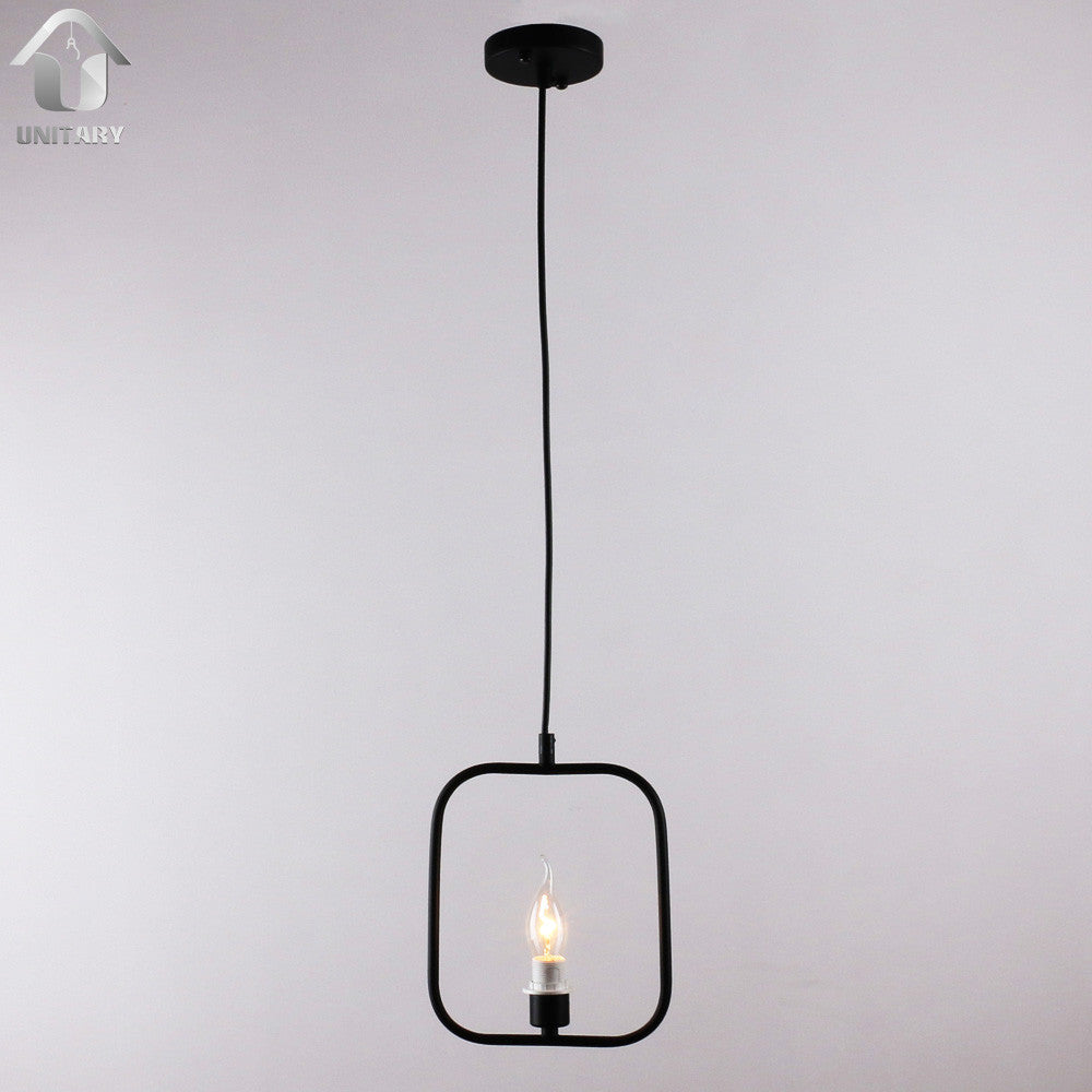 light metal lighting simple pendant with ceiling black vintage hanging products