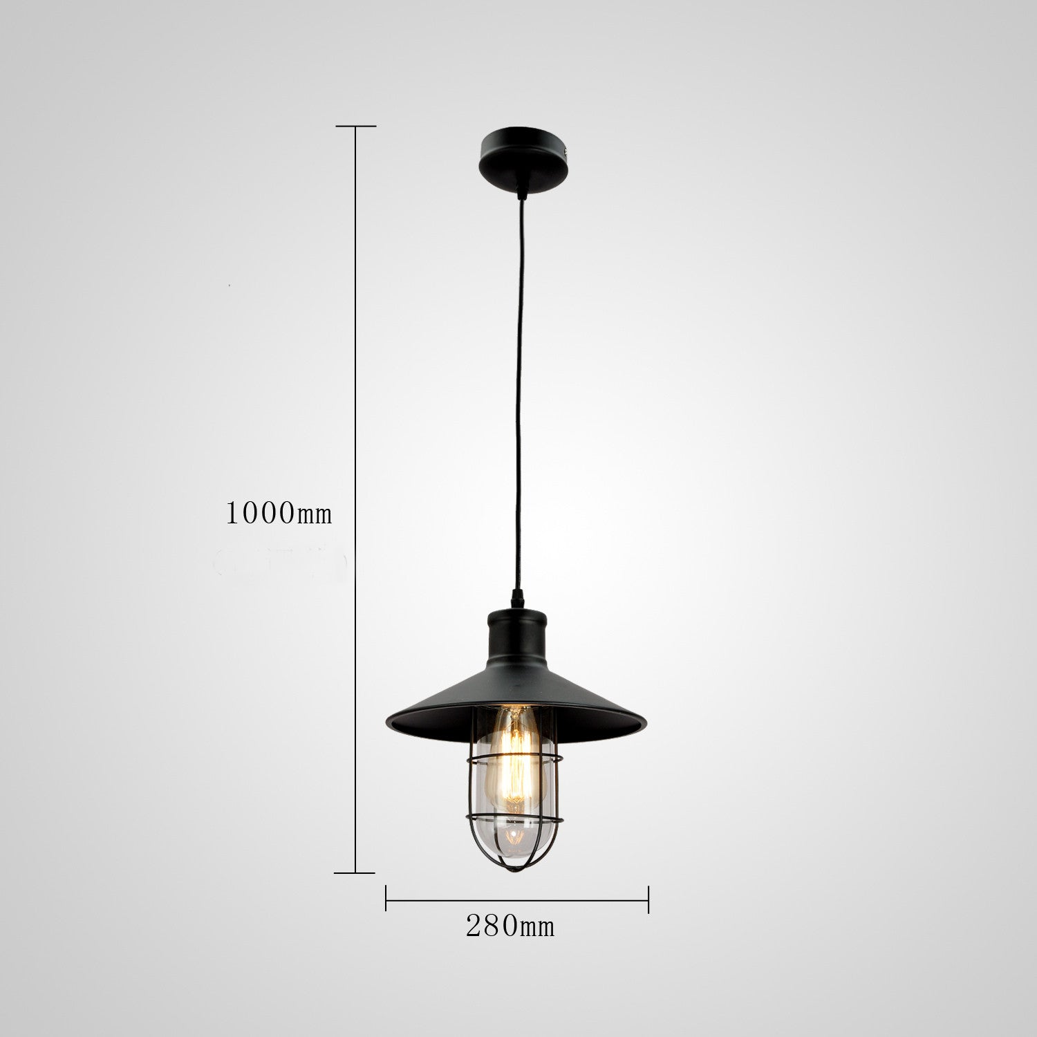 pendant industrial led vintage lighting itm chandelier ceiling light bar lamp