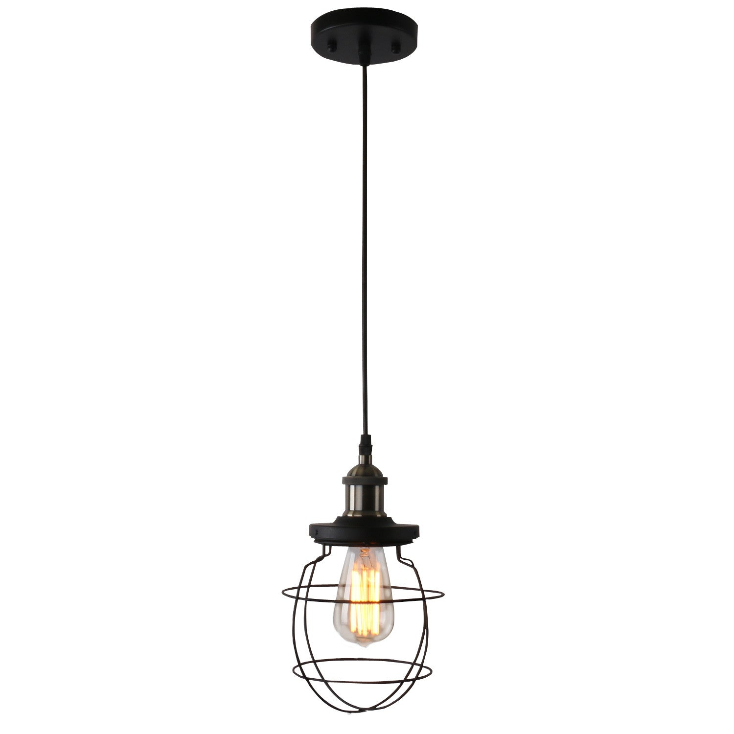 lighting lane pdp winslow mini birch reviews black pendant
