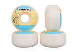 "AMNESIA ""OG CHALK"" 52MM WHEELS"