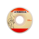 "AMNESIA ""OG SKETCH"" 53MM WHEELS"
