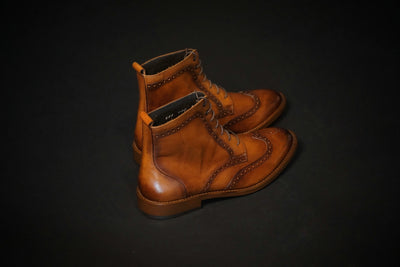 The James Boot 2.0 - JUST A MEN SHOE
