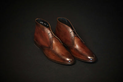 THE CHUKKA - JUST A MEN SHOE