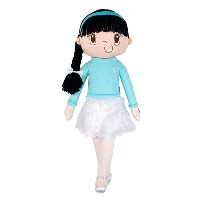 "My Friend Huggles ELLA 34"" SOFT DOLL - (PATIENT) FRIENDSHIP COLLECTION - Toyabella.com"