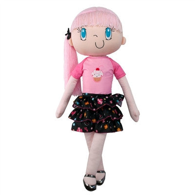 "My Friend Huggles CHLOE 34"" SOFT DOLL - (COMPASSIONATE) FRIENDSHIP COLLECTION - Toyabella.com"