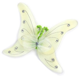 Great Pretenders Green Jewel Fairy Wings - Toyabella.com