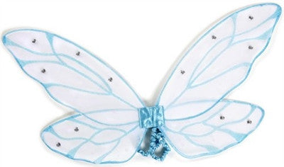 Great Pretenders Blue Tinkerbell Wings - Toyabella.com