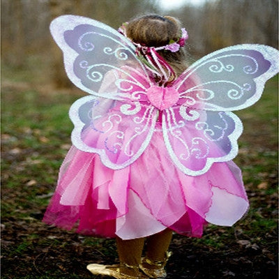Great Pretenders Whimsy Wonder Fairy Wings - Toyabella.com