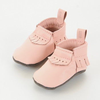 LIMITED EDITION Blush / Mally Mocs ™ - Toyabella.com
