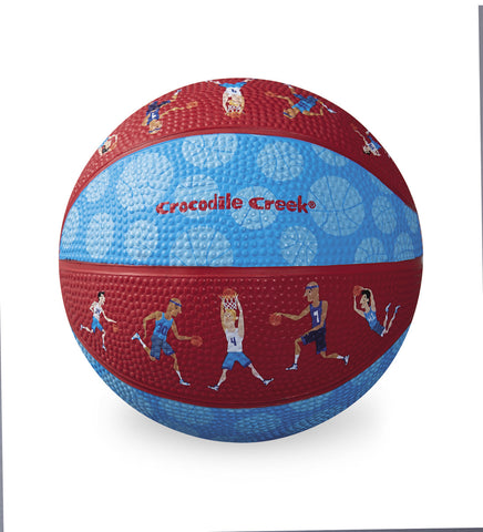 "Crocodile Creek 5"" Mini Basketball/ Players - Toyabella.com"