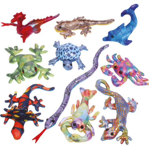 Colorful Sand Critters - Set of 6 (mix and match) - Toyabella.com