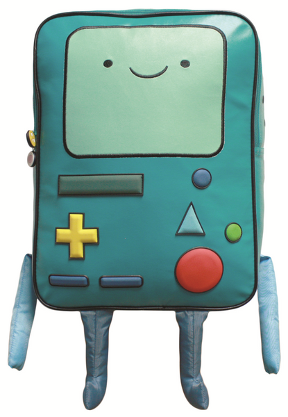 Adventure Time Beemo Backpack - Toyabella.com
