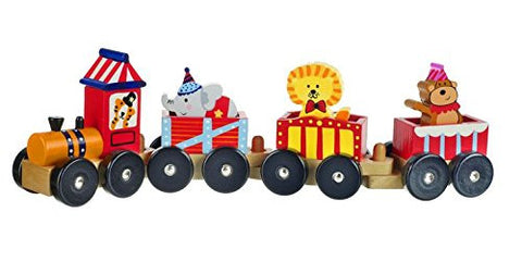 Vintage Circus Animal Train Large by Orange Tree Toys - Toyabella.com
