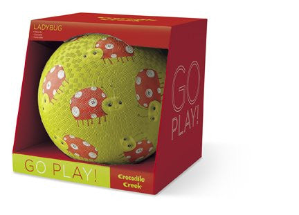 Crocodile Creek Size 3 Boxed Soccer Ball - Flowers - Toyabella.com