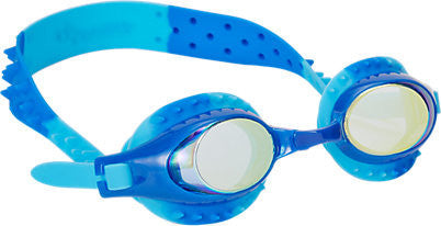 Bling2o Children's Sea Monster Swim Goggles - Blue Fish - Toyabella.com