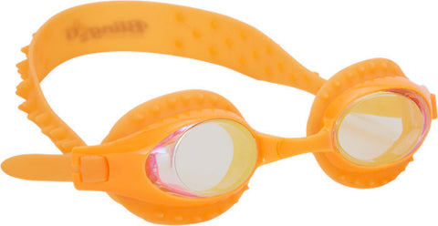 Bling2o Children's Sea Monster Swim Goggles - Gold Fish (Orange) - Toyabella.com