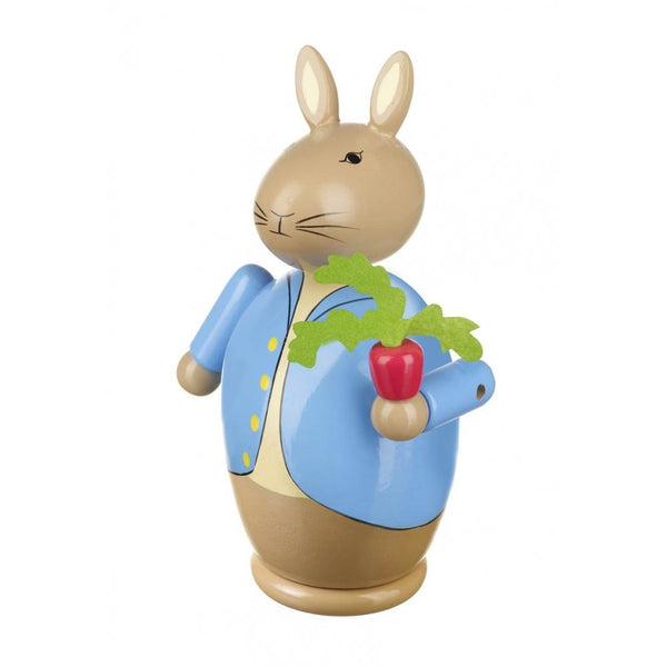 Handcrafted Wooden Peter Rabbit Money Box By Orange Tree Toys - Toyabella.com