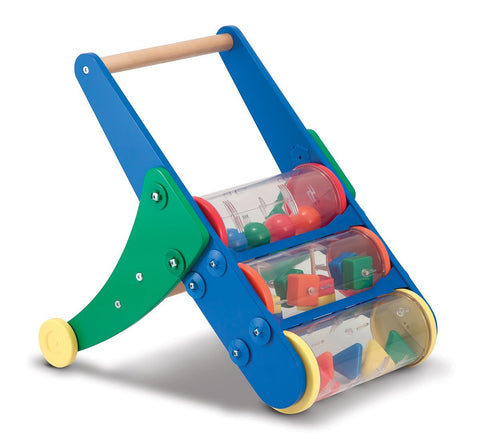 Melissa & Doug Rattle Rumble Push Toy - Toyabella.com