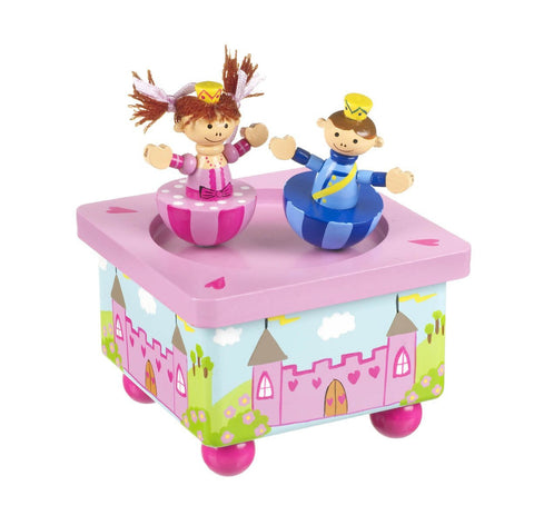 Princess Music Box by Orange Tree Toys - Toyabella.com