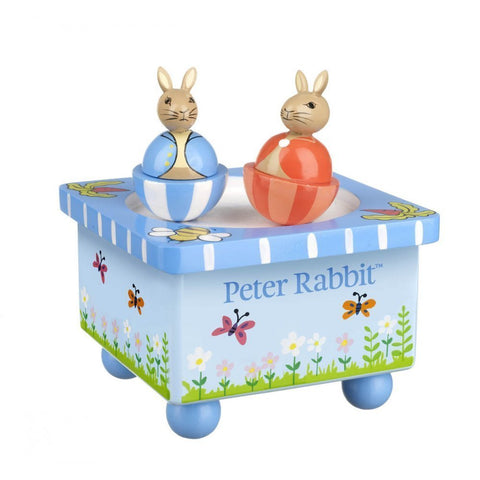 Peter Rabbit Music Box by Orange Tree Toys - Toyabella.com