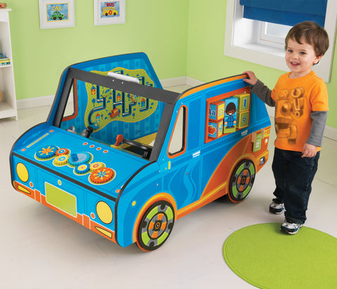 KidKraft Activity Car - Toyabella.com