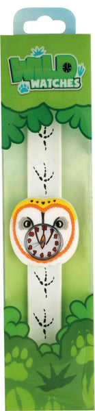 Barn Owl Wild Watch by Ashwood - Toyabella.com