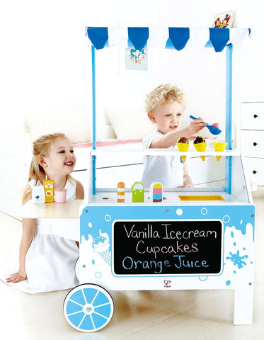 Ice Cream Emporium by Hape - Toyabella.com