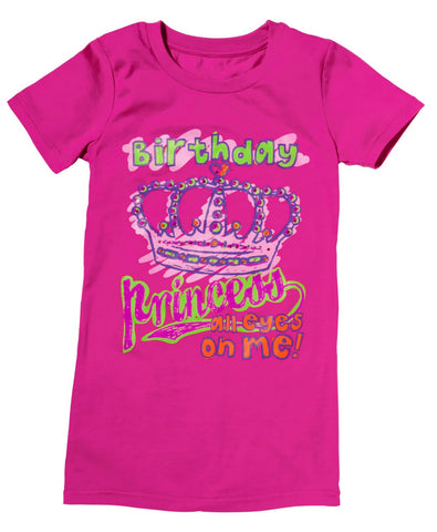 3c4g Three Cheers For Girls Birthday Graphic Tees Small/Medium - Toyabella.com
