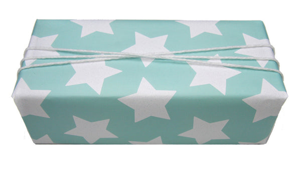 Carnival Blue Star Wrapping Sheets - Toyabella.com
