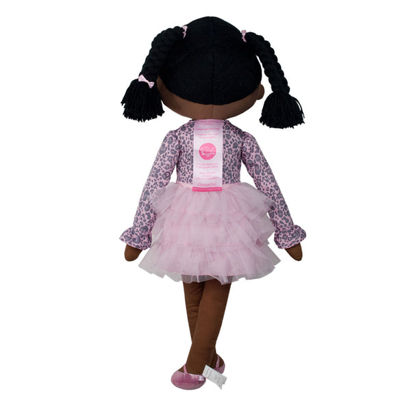 "My Friend Huggles KIRA 34"" SOFT DOLL - (CHEERFUL) FRIENDSHIP COLLECTION - Toyabella.com"