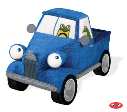 "LITTLE BLUE TRUCK 8.5"" SOFT TOY - Toyabella"