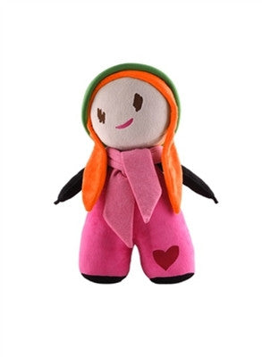 Pocket People Huggables Collection (Lucia Huggable) - Toyabella.com