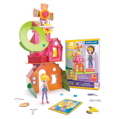 Goldie's Crankin Clubhouse by Goldieblox - Toyabella.com