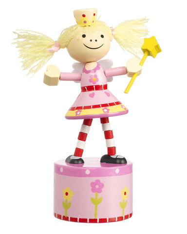 Mimi Fairy Push Up Toy by Orange Tree Toys - Toyabella.com