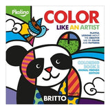 Britto Color Like an Artist Animal Edition by P'kolino - Toyabella.com