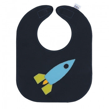 Rocket Leather Bib - Toyabella.com