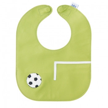 Soccer Leather Bib - Toyabella.com
