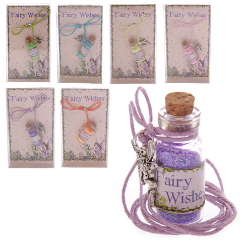 Fairy Wishes Fairy Dust Pendant - Toyabella.com