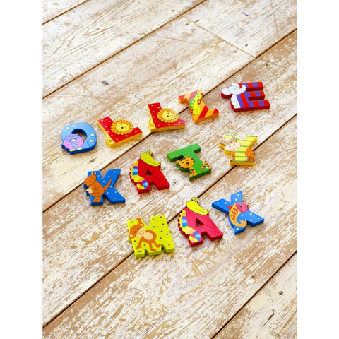 Mixed Pack of 26 Alphabet Letters (Special) - Toyabella.com
