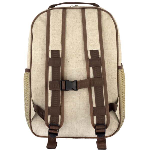 SoYoung Brown Horse Grade School Backpack - Toyabella.com
